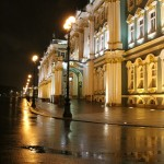St Petersbourg en couleur